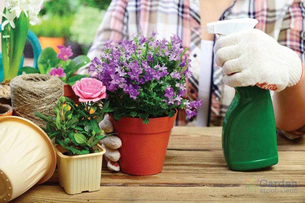 Antiparassitari e Fungicidi Biologici