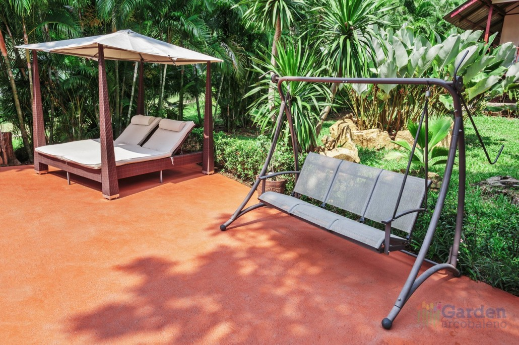 Mobili da giardino garden arcobaleno ferrara for Mobili da giardino in offerta